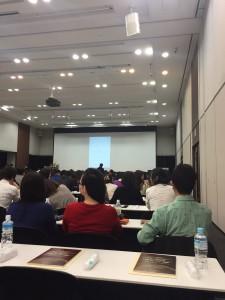 本田健セミナーに行ってきました  11月22日